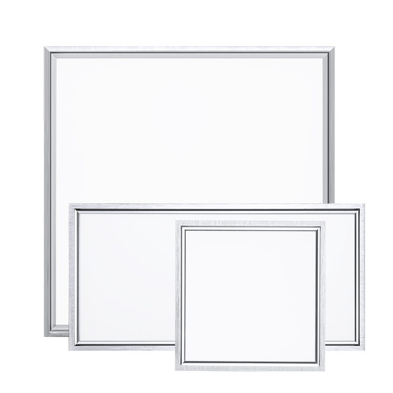 工程灯 600x600 平板灯石膏板铝扣板面板灯嵌入式 60x60LED 集成吊顶