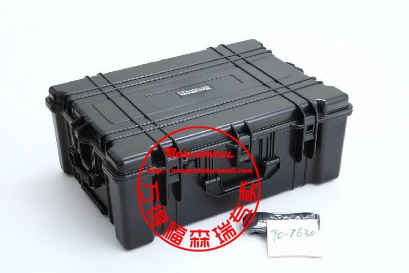万得福安全箱PC-7630镜头箱保护箱万德福摄影机箱设备箱仪器仪表