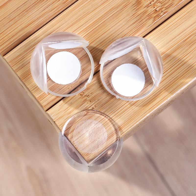 儿童安全透明防撞桌角垫宝宝防撞桌子加厚护角婴儿防护桌角保护套