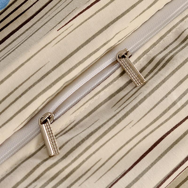 全棉老粗布被套单件纯棉布加厚儿童学生单人双人被罩1.5米1.8m床