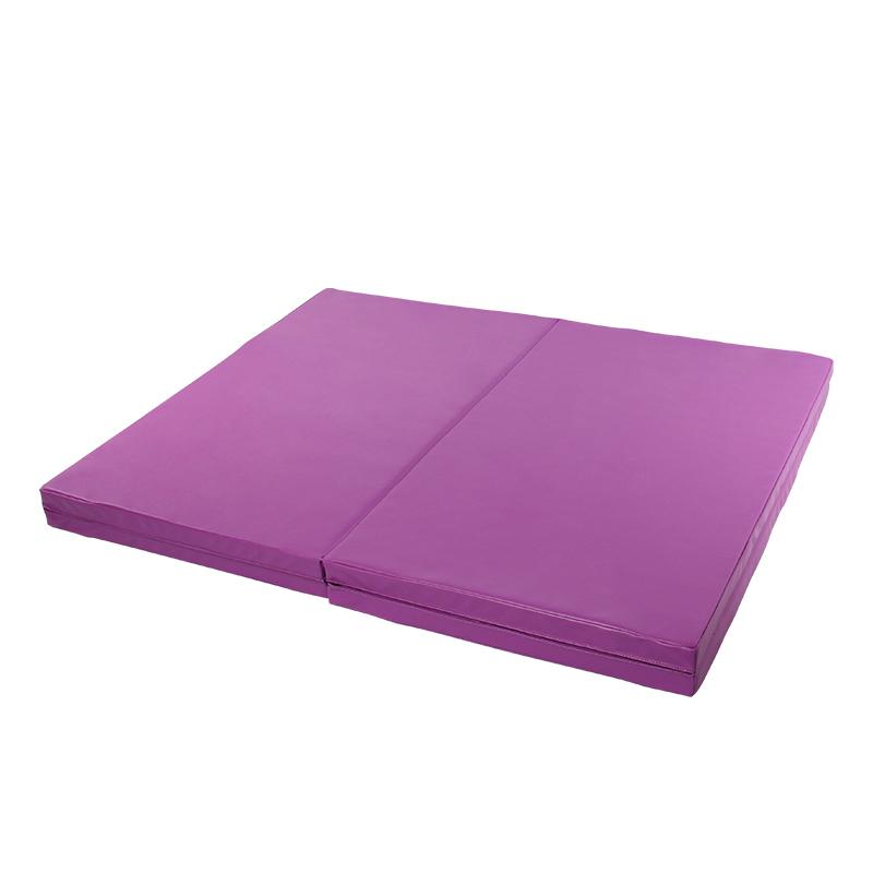加厚折叠海绵垫空翻体操垫儿童舞蹈练功垫健身垫子体育课仰卧起坐