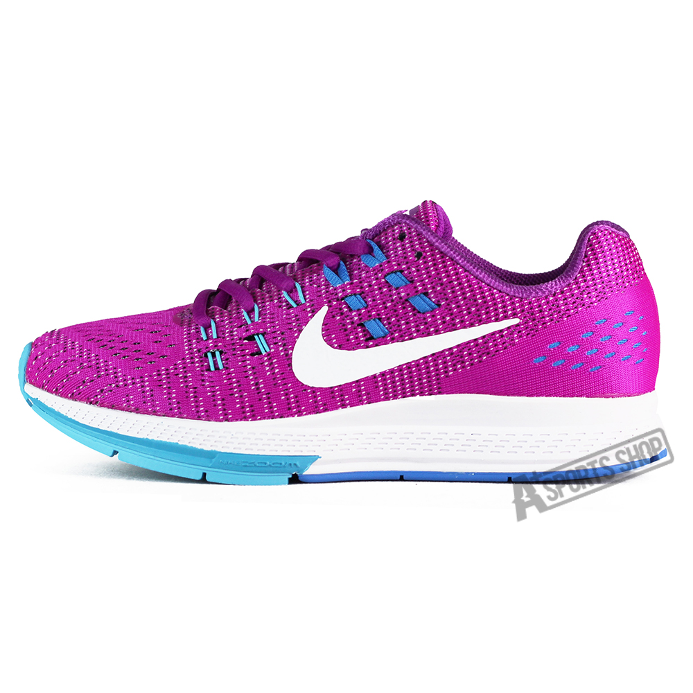 half off aa967 1e98a Buy Nike (female) wmns nike air zoom structure 19 running ...