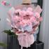 母亲节康乃馨花束重庆鲜花店同城速递送花上门送妈妈礼物生日鲜花