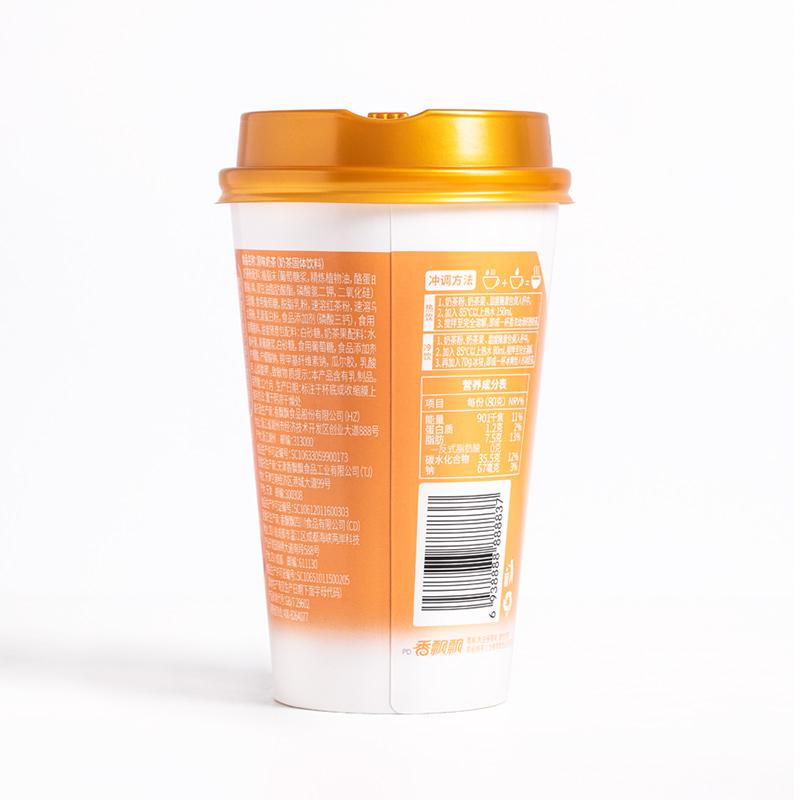 【香飘飘】时刻新意奶茶礼盒装16杯