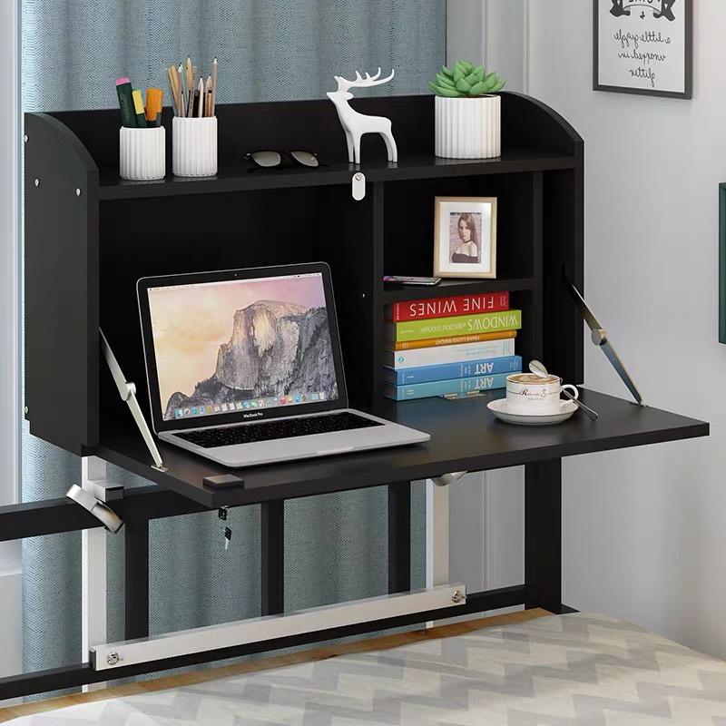叠升降学习桌悬空上下铺写字桌