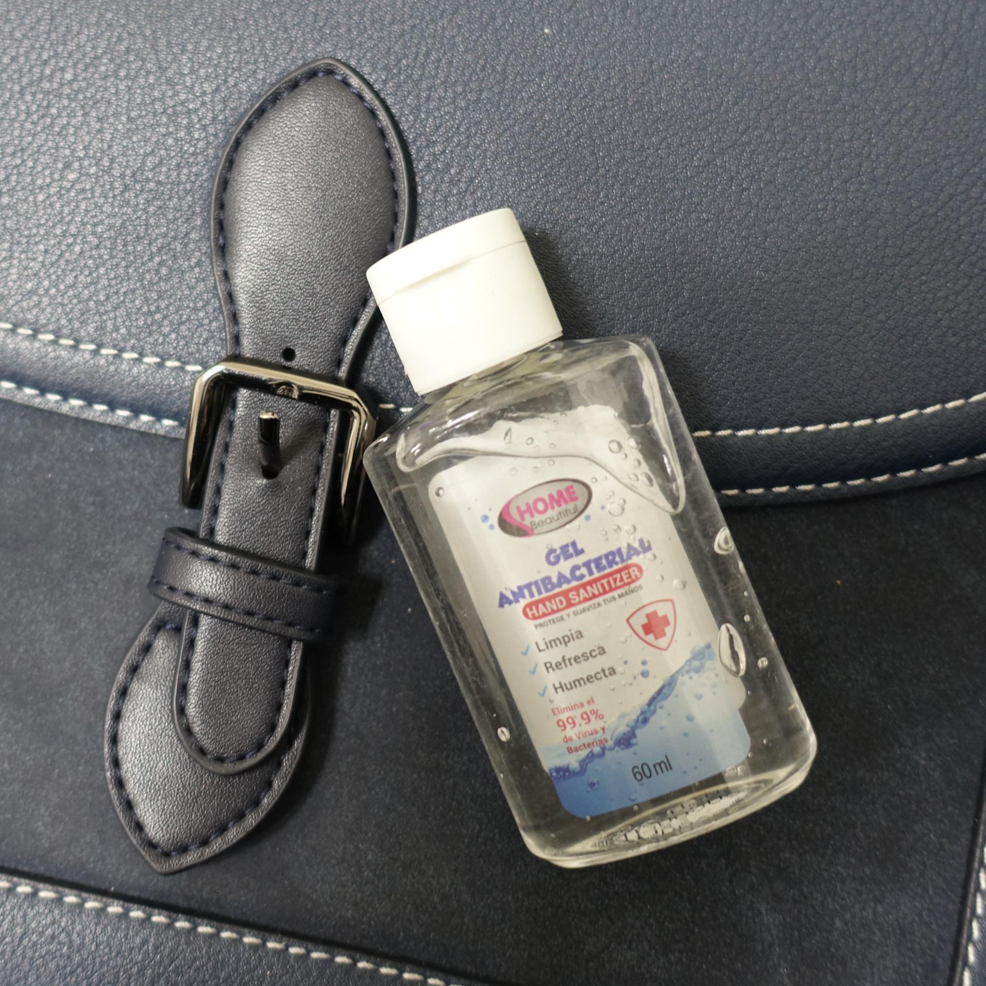 【現貨】60ML便攜免洗乾洗液70%含酒精濃度揮發達到75%消毒殺jun