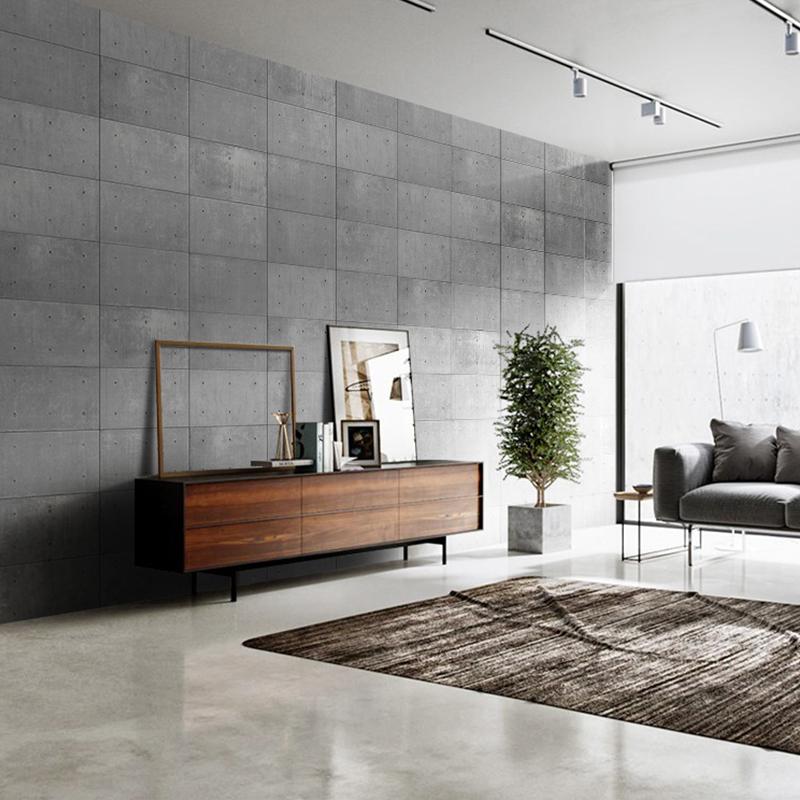 工业风格壁 loft 卷德国原装进口壁纸仿真墙纸水泥墙 5 玛撒 MASAR
