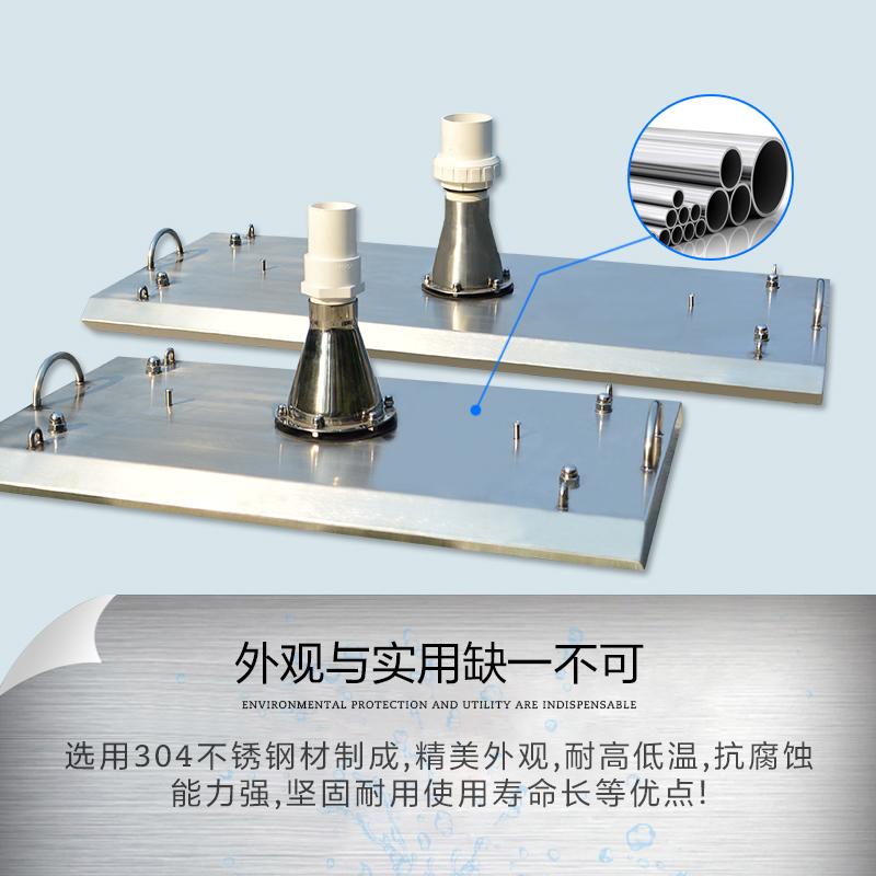 泳池设备/泳池吸污机/不锈钢吸污盘/标准泳池吸污盘