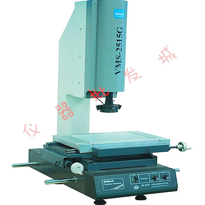 台湾万濠 二次元影像仪 影像测量仪 VMS-1510G 2010G 3020G 4030G