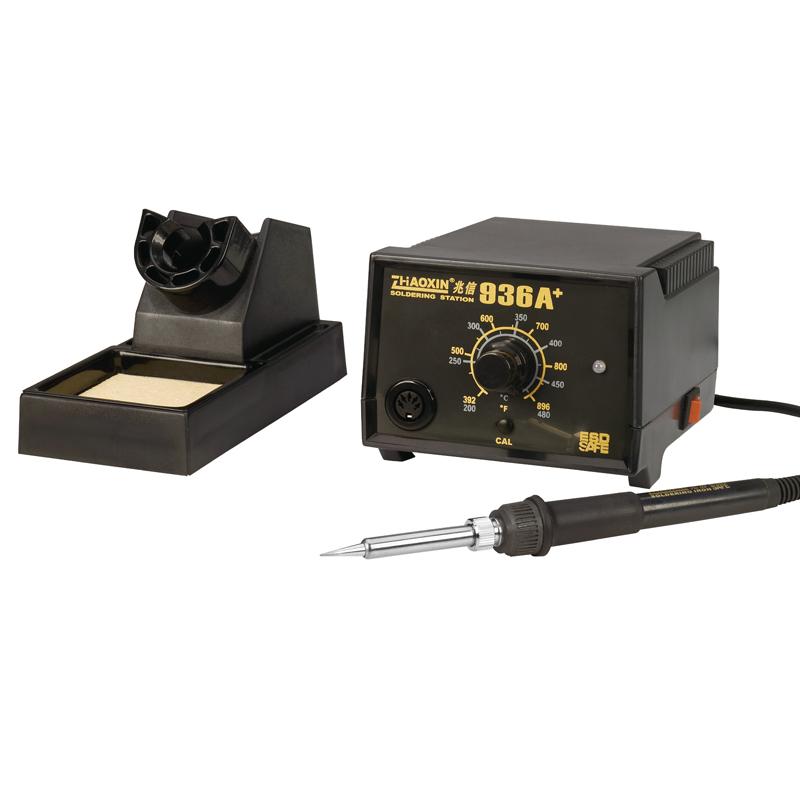 936焊台 60W恒温电烙铁936 防静电可调温焊台 维修组合套装包邮