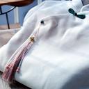 原创流苏压襟挂件个性创意古典秋冬中式古装汉服旗袍配饰品包包挂 - 4