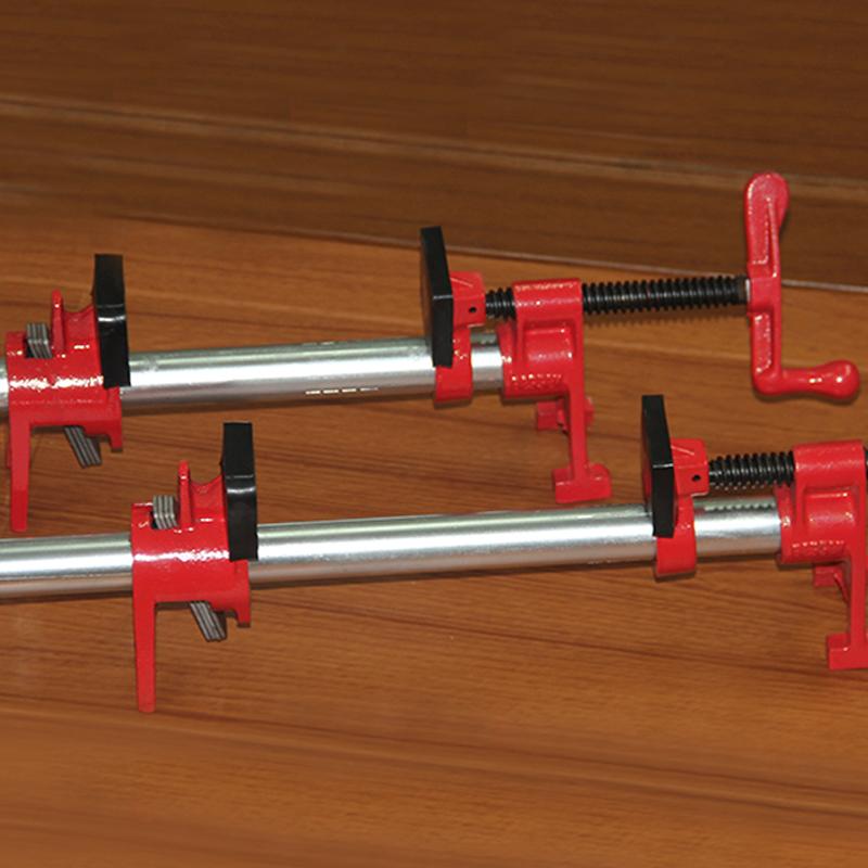 珂环4分6分加厚重型水管夹 固定夹木工拼板夹子夹具G/F夹管夹器