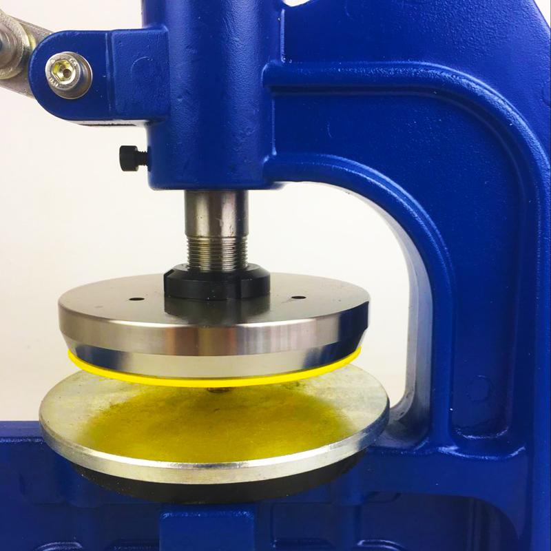 万特手压式克重取样器面料采样器手压式圆盘取样机布料码布取样刃