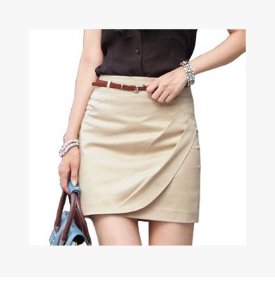 2017新款正裝裙西裝裙職業裙包裙包臀短裙ol半身裙子夏一步工裝裙