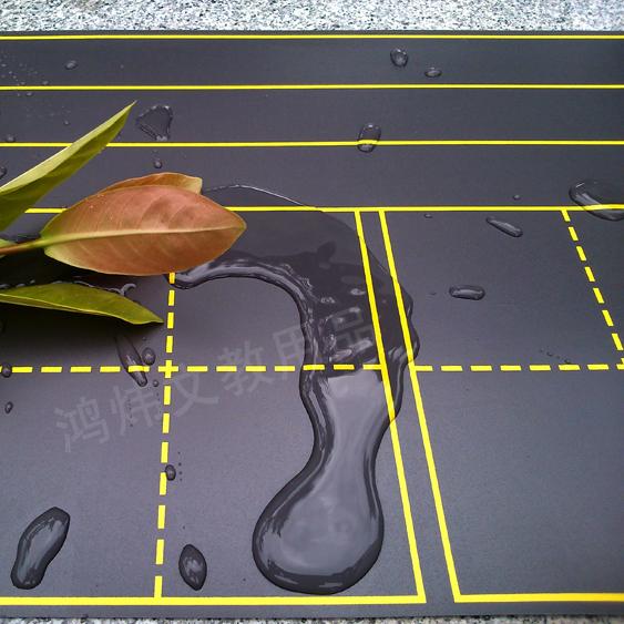 磁性田字格黑板磁贴英语拼音四线三格磁铁加厚强磁软磁铁黑板贴