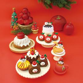 decole圣诞节 平安夜 恐龙 圣诞老人 雪人雪橇家居装饰品礼品摆件