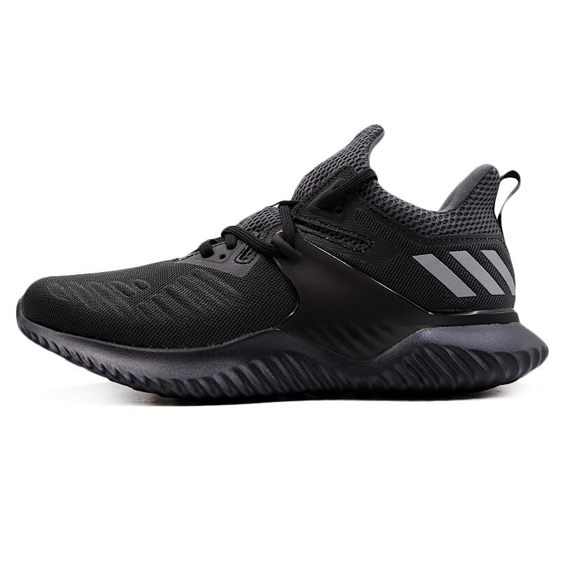 预adidas阿迪达斯19新品运动男鞋阿尔法跑步鞋DB1090 BB7568