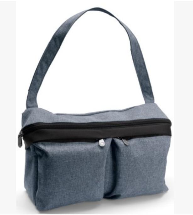 欧洲转寄Bugaboo婴儿车配件挂包/旅行袋箱适用于bee5/c3所有车型
