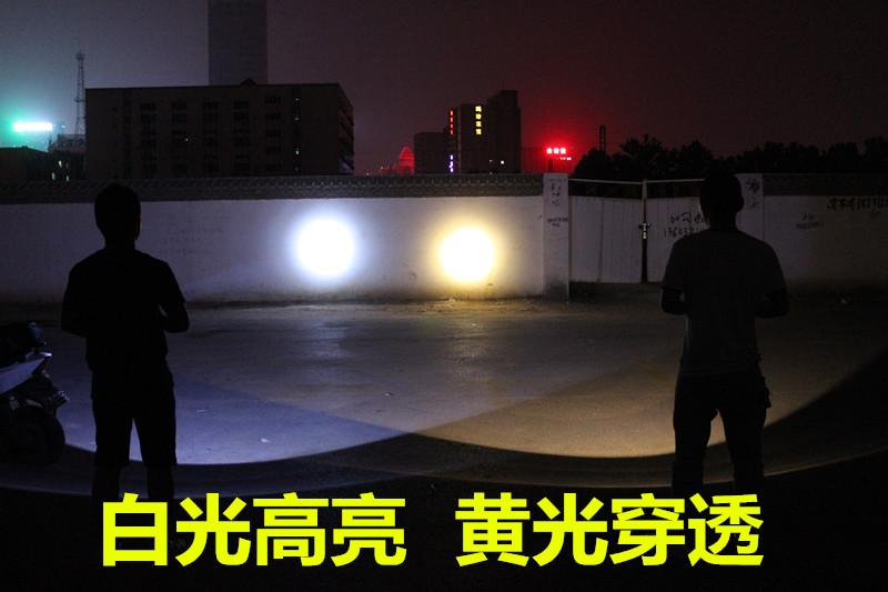 超强光防水 小时安全帽矿灯头盔煤矿工专用井下施工头灯充电  100 LED