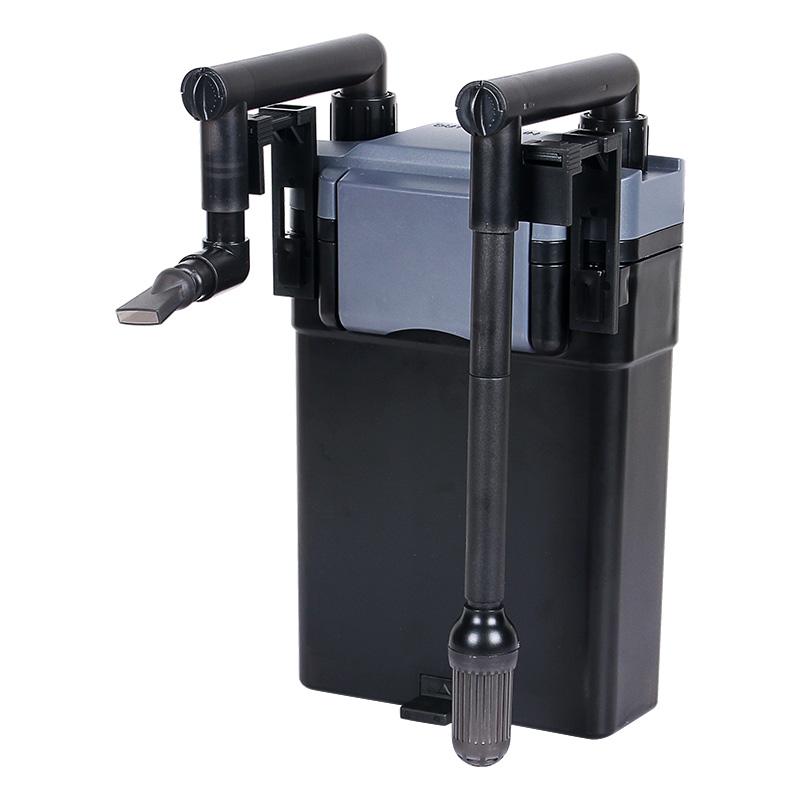 森森过滤桶鱼缸外挂外置壁挂式过滤器小型静音草缸过滤系统整套瀑