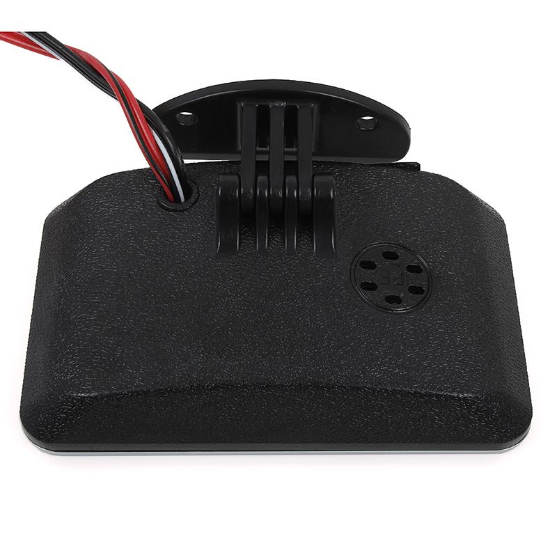 汽车货车电压表水温表数显改装仪表液晶电子数字组合表12V24V包邮