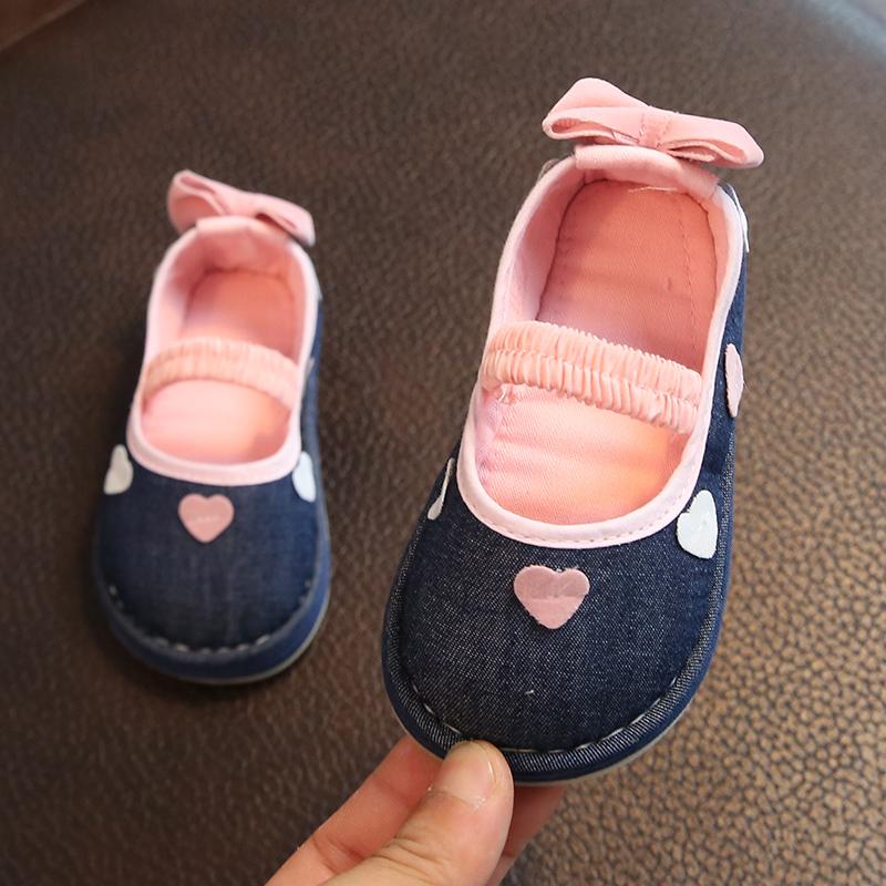 儿童手工布鞋宝宝凉鞋女千层底老北京童鞋男婴儿家居学步鞋1-3岁