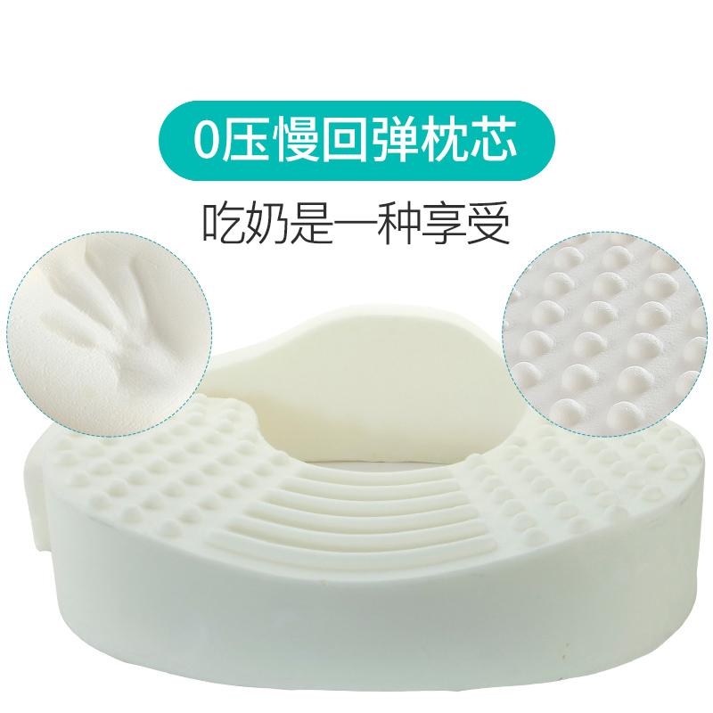 爱孕哺乳枕喂奶枕多功能婴儿授乳枕宝宝学坐孕妇护腰枕头喂奶神器