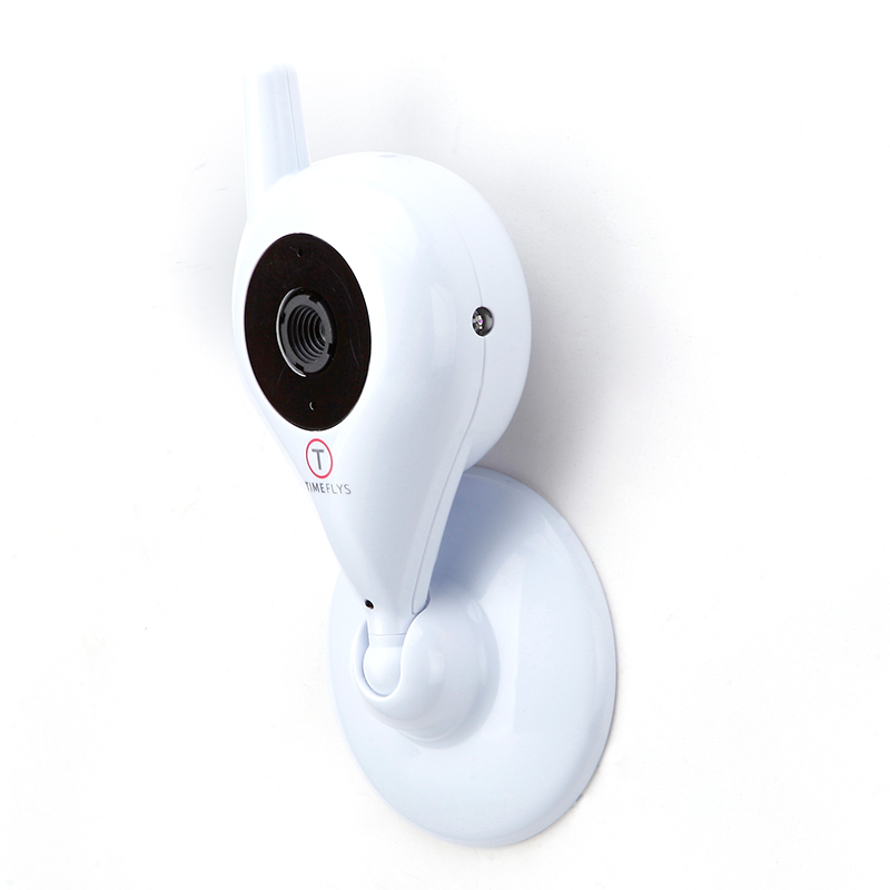 美芯婴儿监护器C240A儿童看护仪哭声监听睡觉监视婴儿摄像头