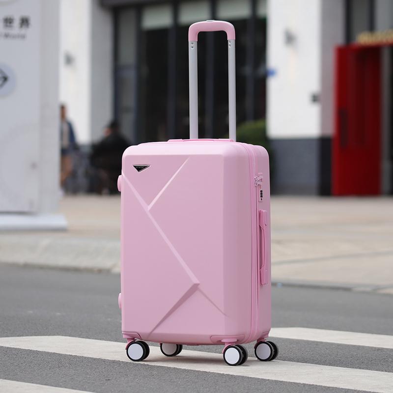 大学生密码箱 26 寸万向轮拉杆箱 24 寸小型旅行箱女韩版 20 行李箱男潮