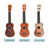 Children's music small guitar can play medium ukulele simulation musical instrument piano male and female baby toys 3-12 years old