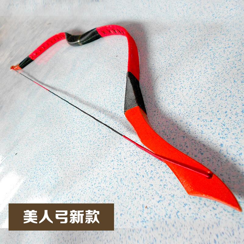 传统弓箭 弓臂渐薄 阿甘出品 真皮 传统反曲 射箭运动弓箭 仿古弓