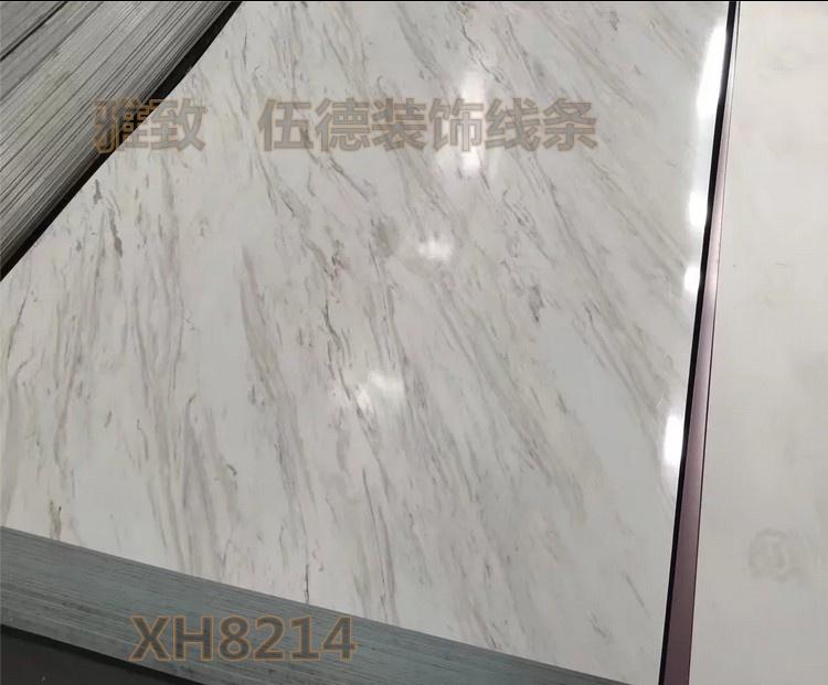 微晶石UV大板 仿大理石装饰板材 电视背景墙板 酒店 KTV 家装板
