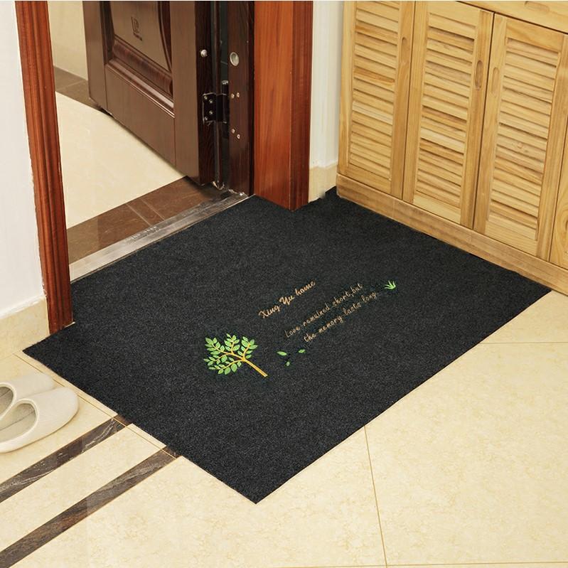 进门地垫入户门垫卧室门口厨房浴室吸水脚垫卫浴防滑垫子地毯定制