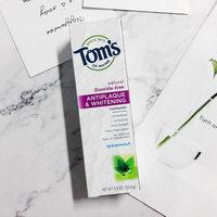 美国进口toms牙膏去黄牙垢亮白Toms of Maine无氟美白牙菌斑牙膏 (¥59)
