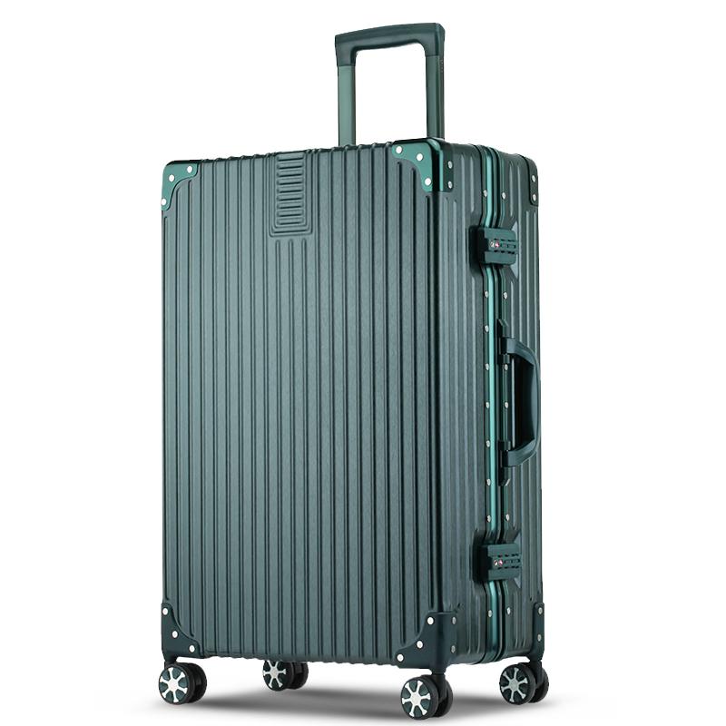行李箱ins网红女抖音大容量超大号拉杆箱男高中学生密码旅行箱子