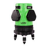 Laisai LSG632S infrared level green light 9-line wall sticking instrument high-precision laser bricklaying plastering