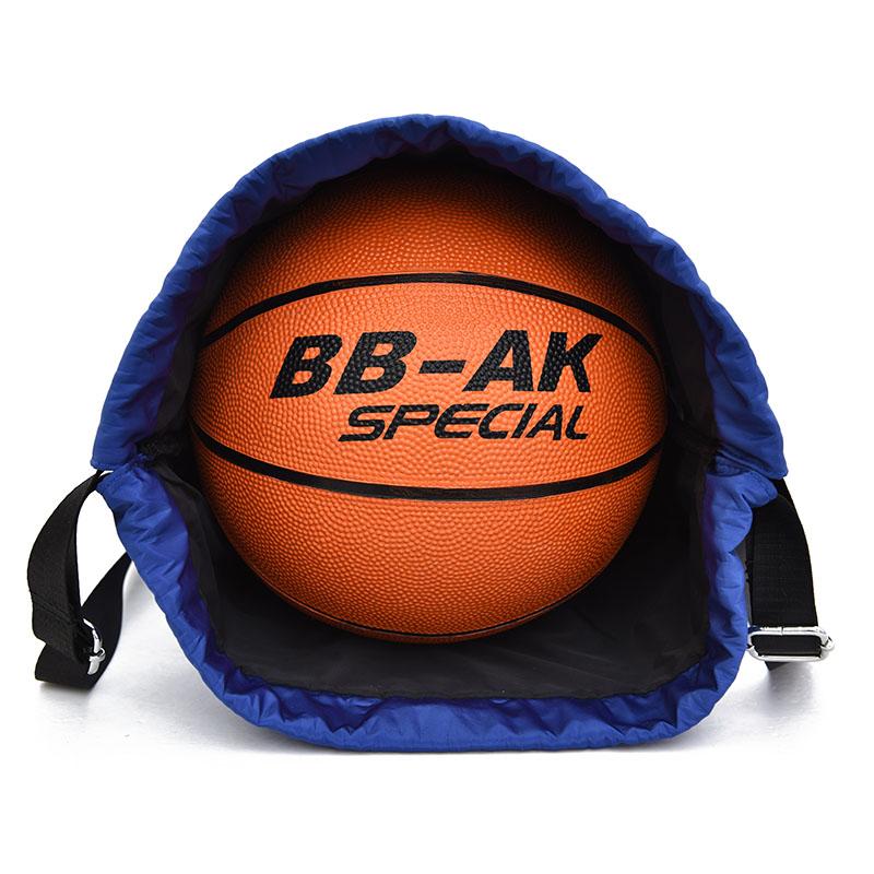篮球训练包双肩大容量学生运动健身包篮球袋足球袋鞋子收纳袋束口