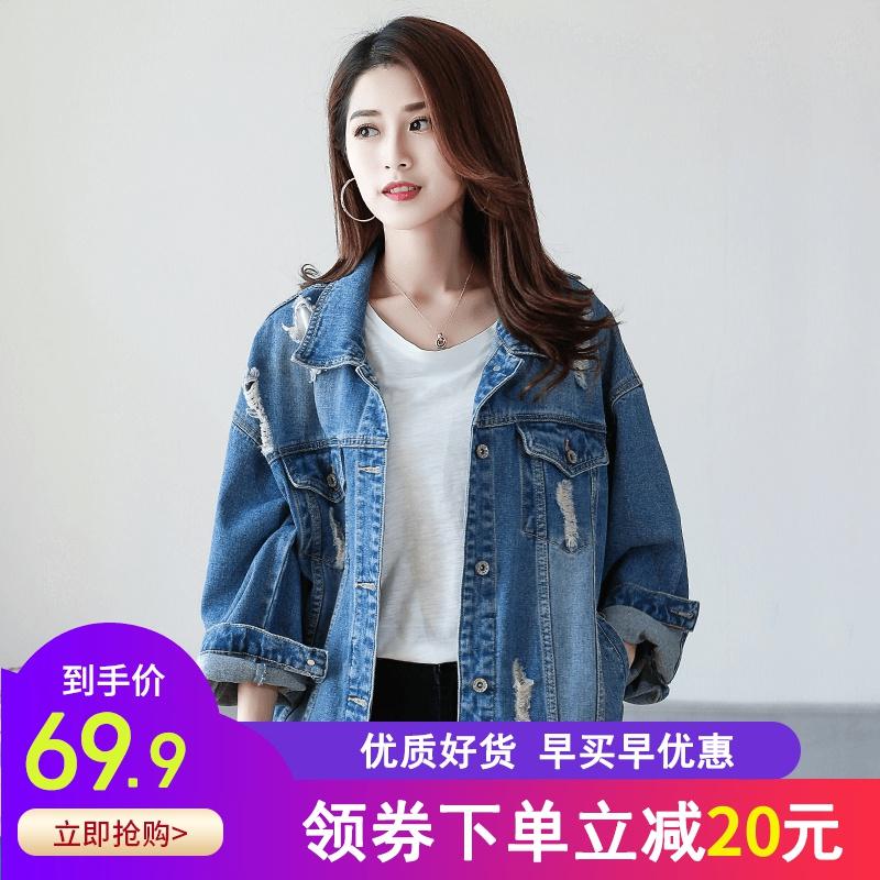 新款春装韩版原宿bf风短上衣