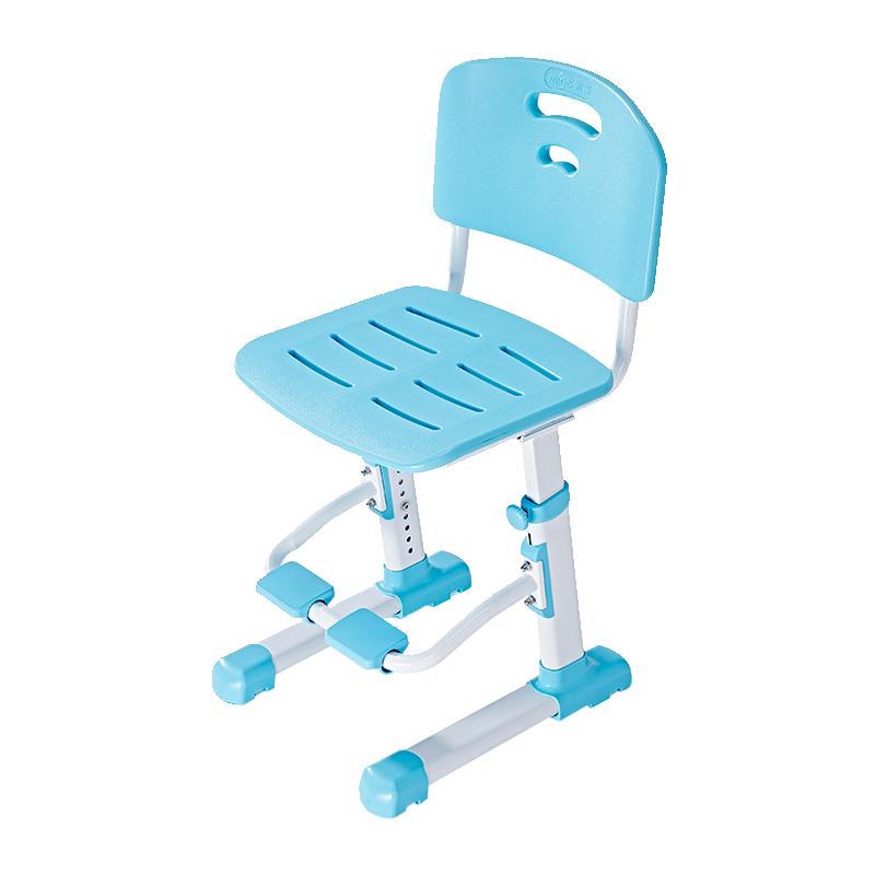 米哥儿童可升降椅学习椅学生写字凳可调节椅子靠背椅家用书桌座椅