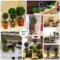 田园风仿真植物假花卉盆栽室内客厅摆设北欧绿植小盆景装饰品摆件