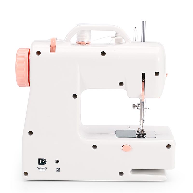 多功能家用缝纫机吃厚台式缝纫机脚踏衣车 318 芳华电动缝纫机