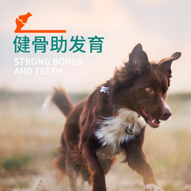 狗粮通用型40斤装金毛拉布拉多萨摩耶哈士奇大型成犬幼犬20kg大袋优惠券