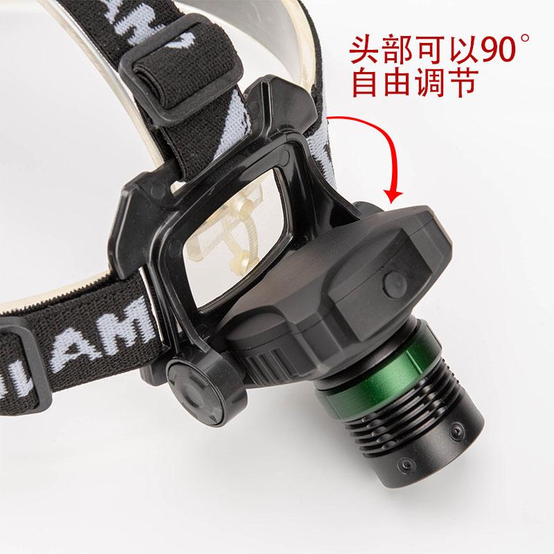 采耳扒掏耳朵工具专业头灯修脚充电高强光聚焦帽子头戴式套餐镊子