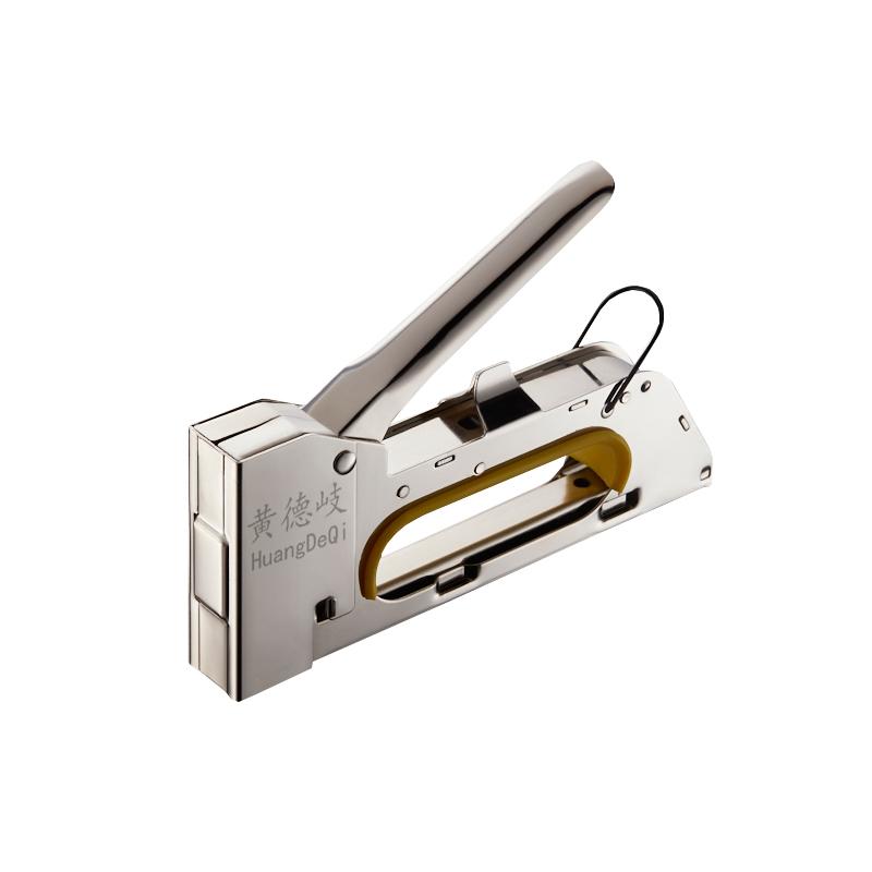 包邮手动码钉枪马丁枪U型钉门形钉枪射钉枪广告喷绘绷油画布1008F