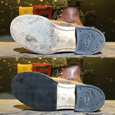 适用于各种皮鞋 薄前掌 Vibram 靴子贴底 打铁片 贴前掌 皮鞋贴底
