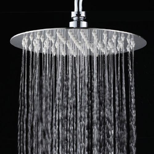 特大淋浴大花灑單頂噴頭純鋼大頂噴304不鏽鋼超薄超強增壓蓮蓬頭