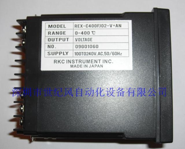 全新RKC REX C400数显智能温度控制器温控可调控制开关