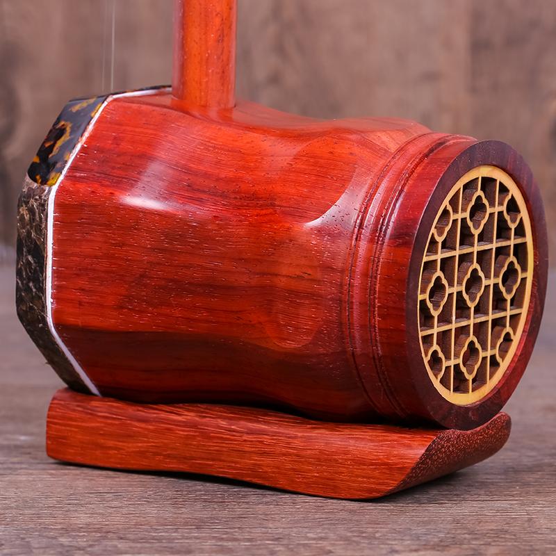 红木铜轴六方二胡乐器原厂配件星海二胡 1 8722 星海专业花梨木二胡