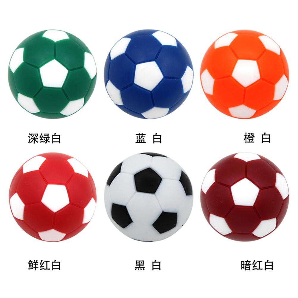 桌上足球机专用小足球配件桌面足球玩具32/36mm沉水球鱼缸小足球