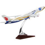 Air China Southern Airlines passenger deep a380 a320 a330 a350 airliner aircraft model aircraft simulation ornaments